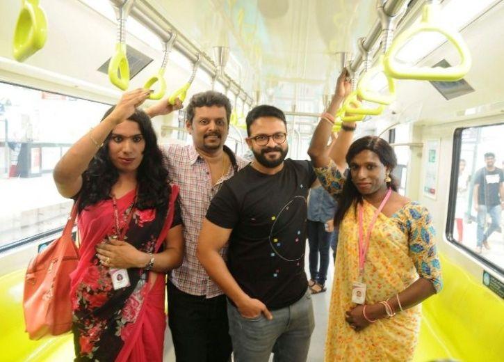 Kochi metro transgender
