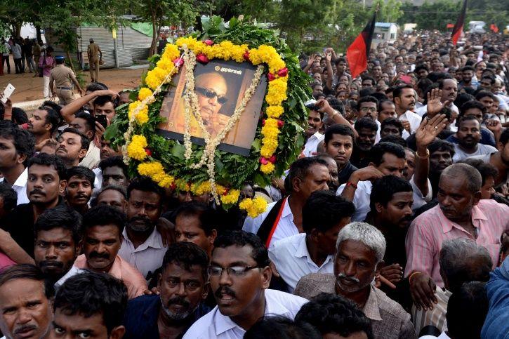 MK Stalin Pens An Emotional Tribute To Karunanidhi