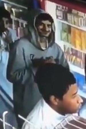 Mumbai People Camera CCTC Stolen Wallet Indian People City Super Market