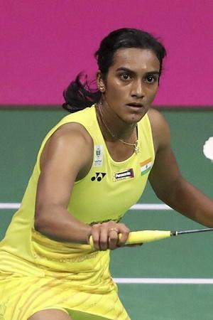 PV Sindhu is in the semis