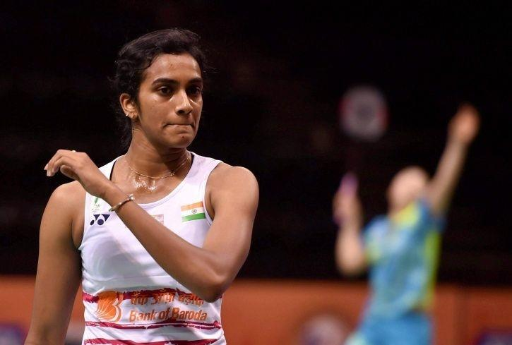 PV Sindhu lost to Carolina Marin