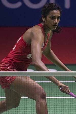 PV Sindhu will face Carolina Marin