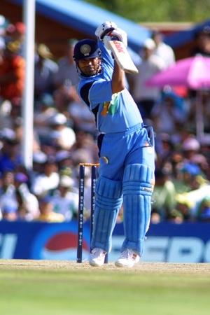 Sachin Tendulkar scored 673 runs in the 2003 World Cup