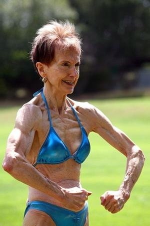 This 75YearOld Bodybuilding Grandma Reveals What It Takes For Her To Be In The Shape Of Her Life