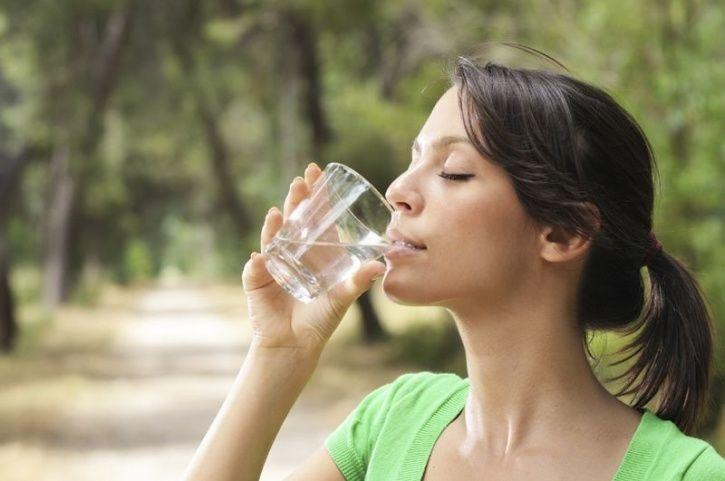 what to drink to get rid of pimples