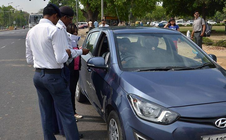Traffic Cops Can't Insist On Showing Original Vehicle Papers