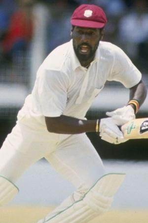 Viv Richards made 110 not out in 58 balls