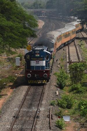 Youth Falls Off Train Fined For Ticketless Travel