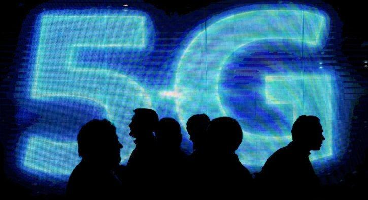5G users in india and around the world