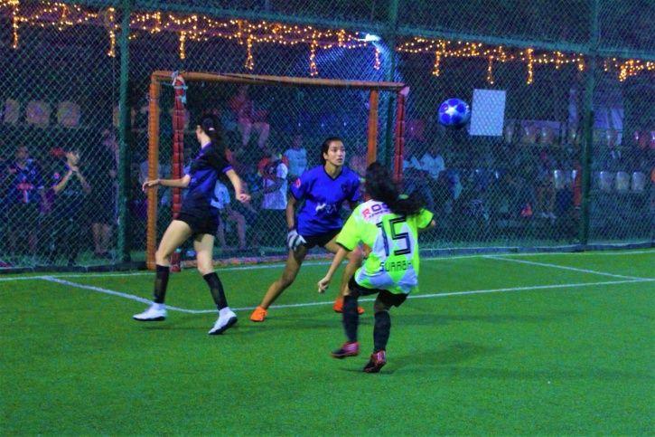 Afshan Ashiq, Kashmir footballer, Premier Indian Football Academy, Mumbai, Hope Solo, Biopic