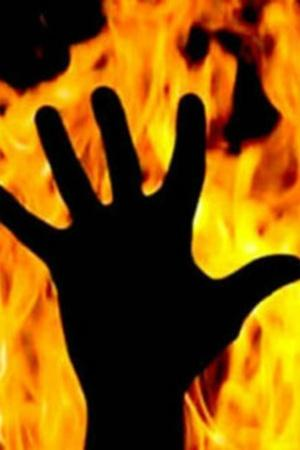 Alcoholic Son Sets Mother Ablaze After She Refuses To Give Him Money Inhuman Video Goes Viral