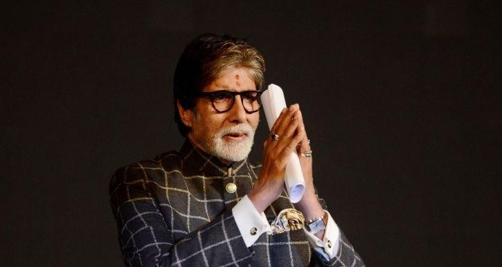 Amitabh Bachchan donates 50 lakh for to an NGO for the welfare of senior citizens.