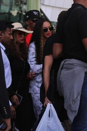 And Queen Bey Is Here Beyonce Lands In Udaipur To Amp Up Isha AmbaniAnand Piramals Wedding