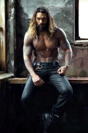 Aquaman Jason Momoa Says He Hasnt Worked Out In A Year Fans Are Finding It Hard To Believe