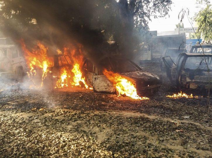Bulandshahr Violence
