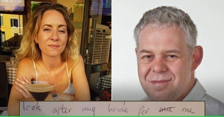Man Tracks Down Girl Who Left Him A Letter 11 Years Back