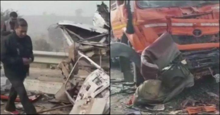 Fog in Delhi: Deadly Dense Fog Kills 8 In Haryana As 50 Vehicles