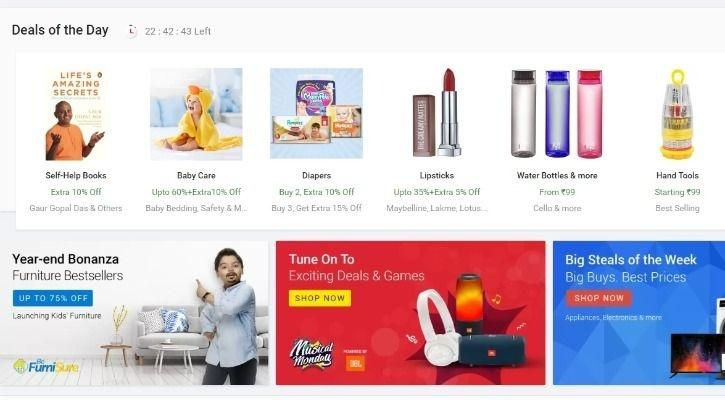 Amazon And Flipkart's Flash Sales & Heavy Discounts May End