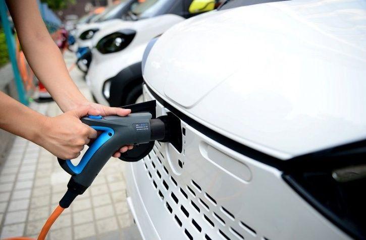 Electric Charging Station, Electric Vehicle, EV Charging Outlet, EV Motors India Pvt Ltd, Electric V