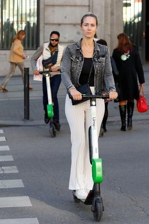 Electric Scooter Madrid EScooter Regulations EScooter Laws Transportation Micro Mobility Tec