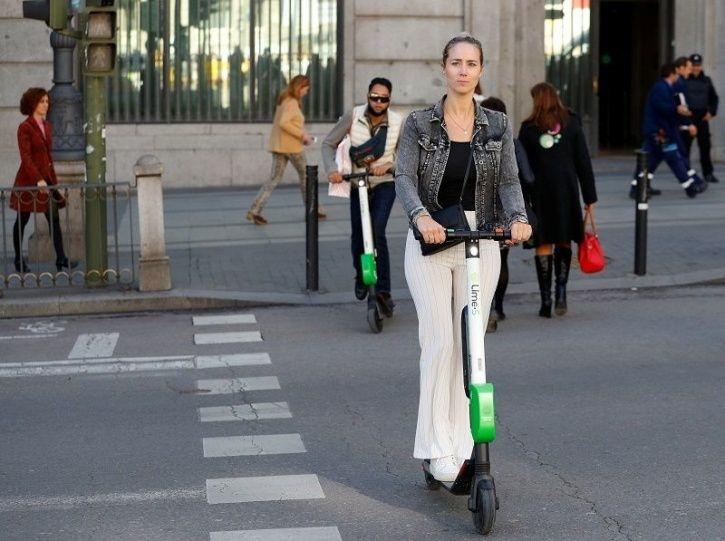 Electric Scooter, Madrid, E-Scooter Regulations, E-Scooter Laws, Transportation, Micro Mobility, Tec
