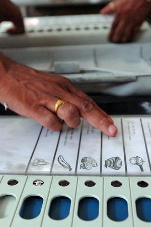 EVM votes
