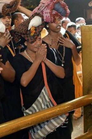 Four Transgenders Who Were Earlier Denied Entry Offer Prayers At Sabarimala Temple