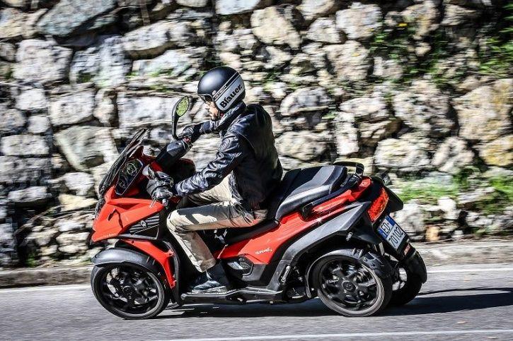 Four Wheel Scooter, Electric Scooter, Yamaha Tritown, Yamaha Nikken, Quadro Qooder, E-Qooder, Electr