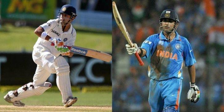 Gautam Gambhir has dug India out of trouble many times