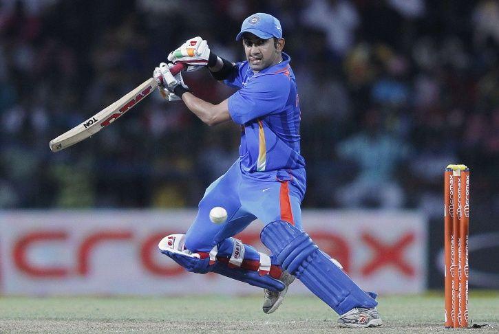 Gautam Gambhir retires