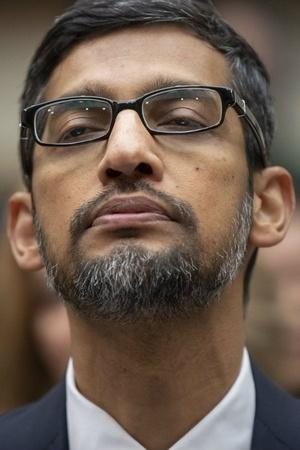 google ceo sundar pichai explains donald trump idiot to us congress