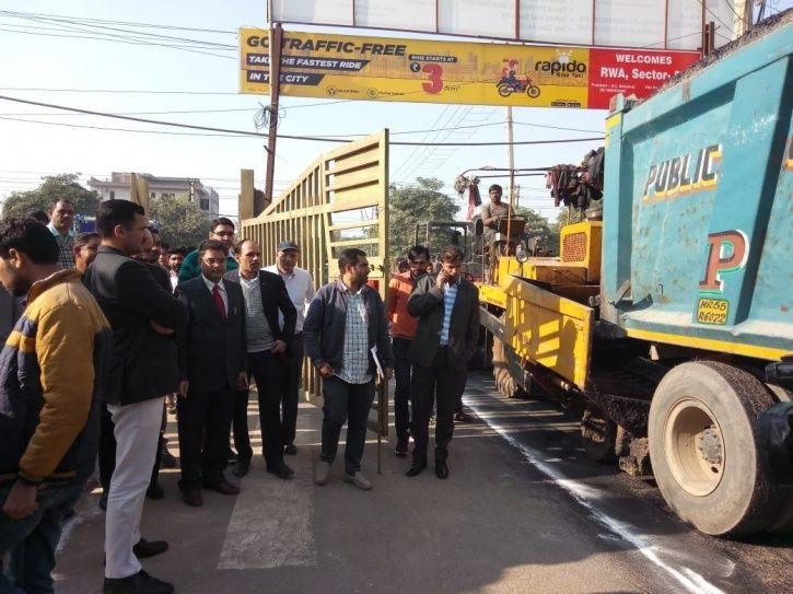 Gurugram Road