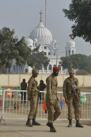 Hindus Pakistan India pilgrimage Shadani Darbar Tirth Kartarpur corridor High Commission