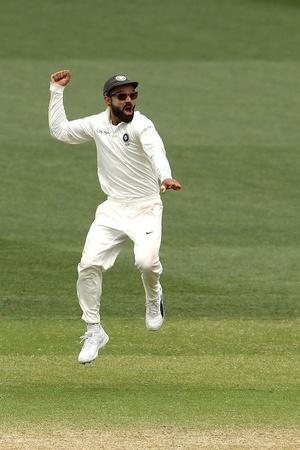 India got off to the best possible in the Test series vs Australia as they won in Adelaide by 31 run