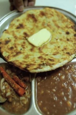 India On A Plate