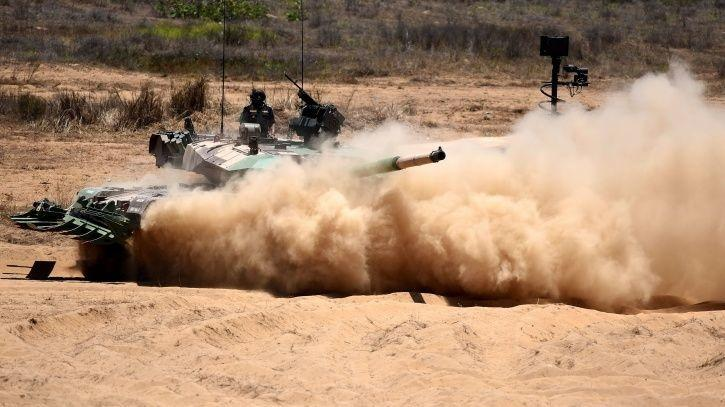 Indian army, robotics, warfare, China, Pakistan, signals and engineers, transgressions