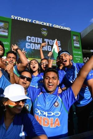Indian cricket fans are emotional