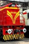 Indian Railways Electric Locomotive Diesel Locomotive Diesel Locomotive Works Indian Railways Re