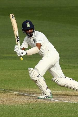 Indias batting is tested Down Under