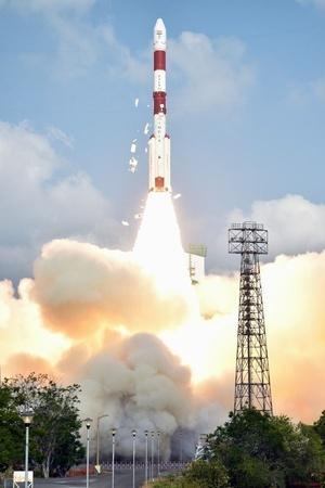 Indias first private satellite