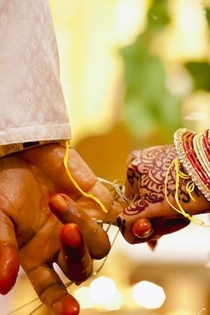Kanpur police helped couple get married