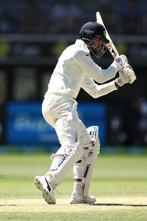 KL Rahul was out 4th ball