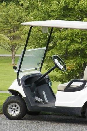Lamborghini Golf Cart Electric Vehicle Solar Vehicle Electric Golf Cart Technology News Auto N
