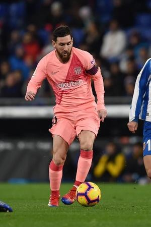 Lionel Messi loves to score goals