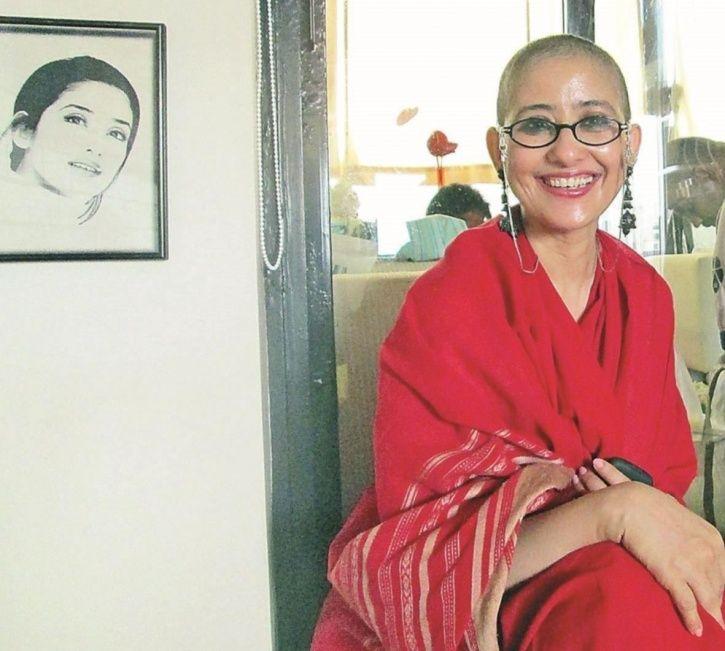 Image result for 1. Manisha Koirala: Ovarian Cancer