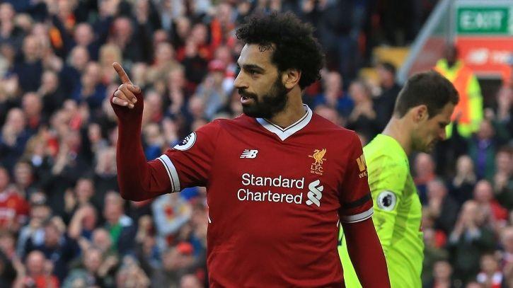 f5b1baf6fd4 Hat-Trick Man Mohamed Salah s Humble Gesture Of Giving His Man Of ...