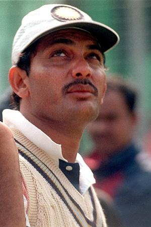 Mohammad Azharuddin played 99 Tests for India