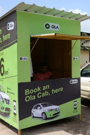 Ola UK Terms and conditions licensing system women safety passengers