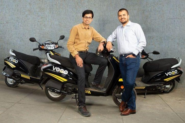 Ola Invests 100 Million In Scooter Rental Service Vogo