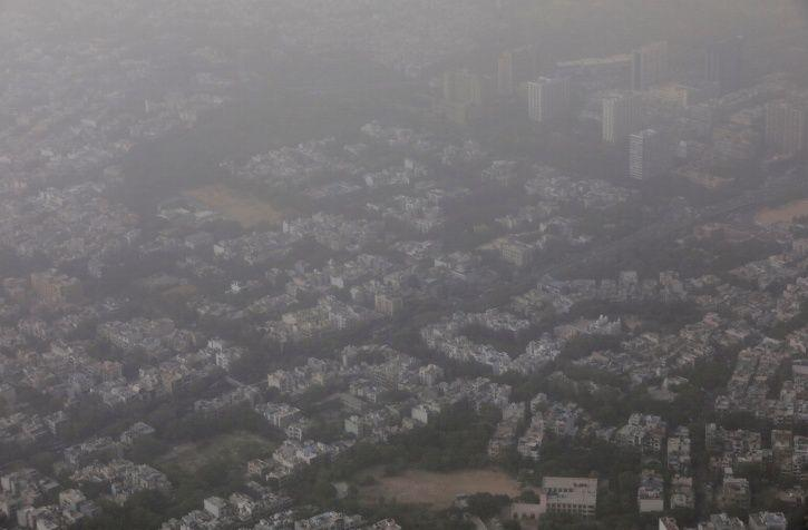 pollution, indian council of medical research